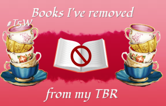 Books removed
