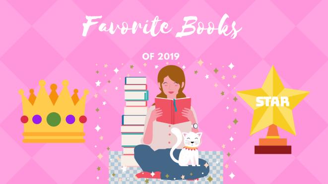 Fave Books 2019